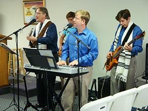 Praise & Worship Band, Netzarim