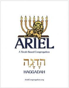 Haggadah, or seder guide