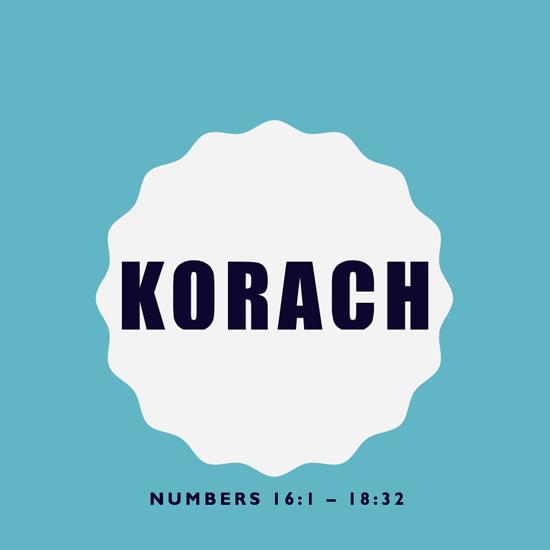 Korach Title