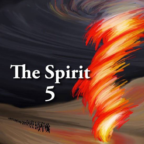 The Spirit 5 title slide