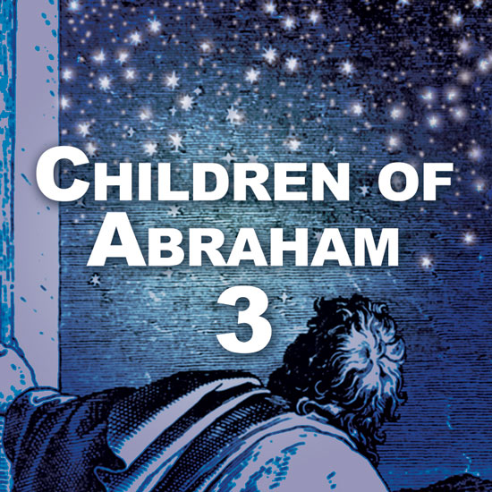 Children of Abraham title slide