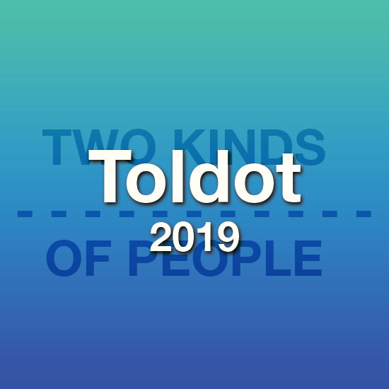 Toldot 2019 - 2 Kinds of People