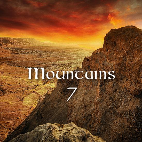 Montañas 7 título