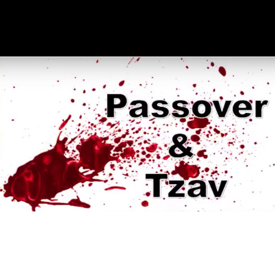 Passover and Tsav title